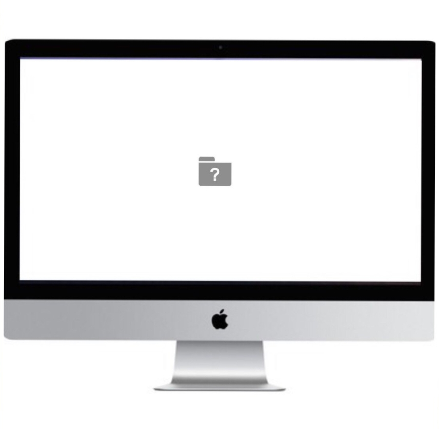 imac question mark folder dallas macrogeeks