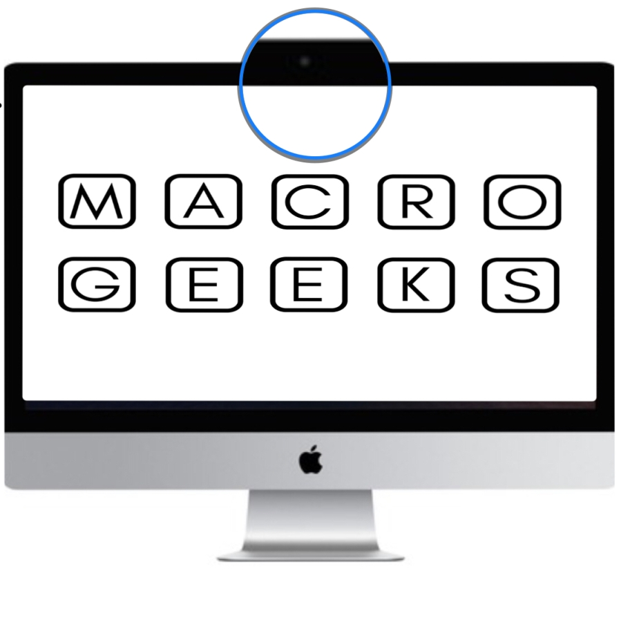 macrogeeks dallas imac camera replacement