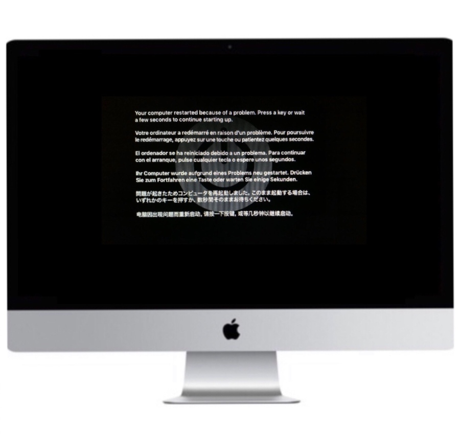 kernel panic fix dallas macrogeeks